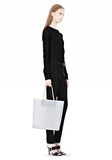 ALEXANDER WANG PRISMA MOLDED TOTE IN ICING TOTE Adult 8_n_r