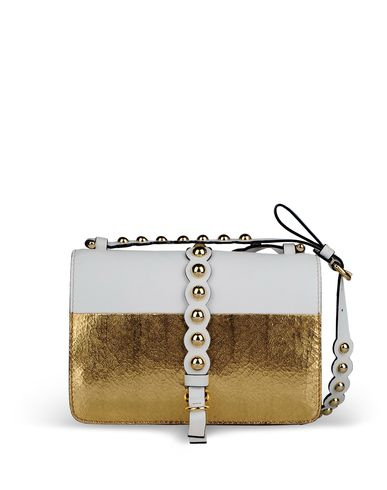 Moschino, Medium leather bag