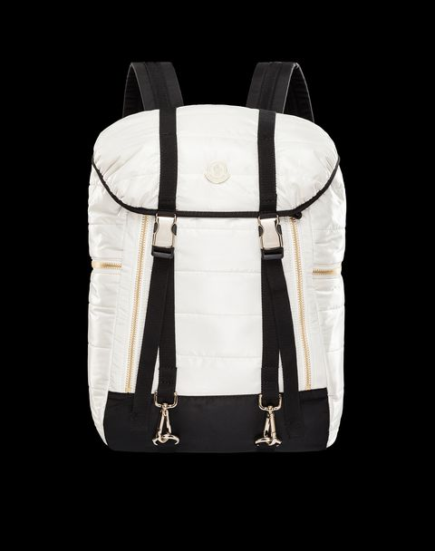 MONCLER Women - Spring-Summer 14 - HANDBAGS - Backpack -