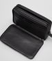 BOTTEGA VENETA NERO INTRECCIATO VN DOCUMENT CASE Small bag U lp
