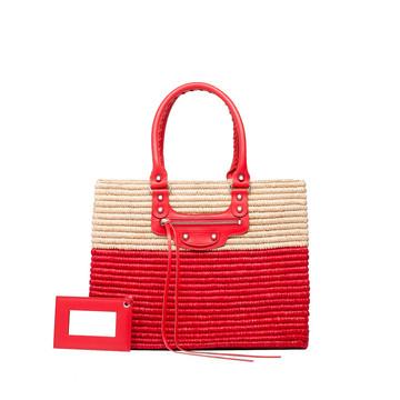 Balenciaga Panier Shopping Basket XS