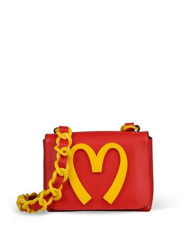 Moschino, Small leather bag
