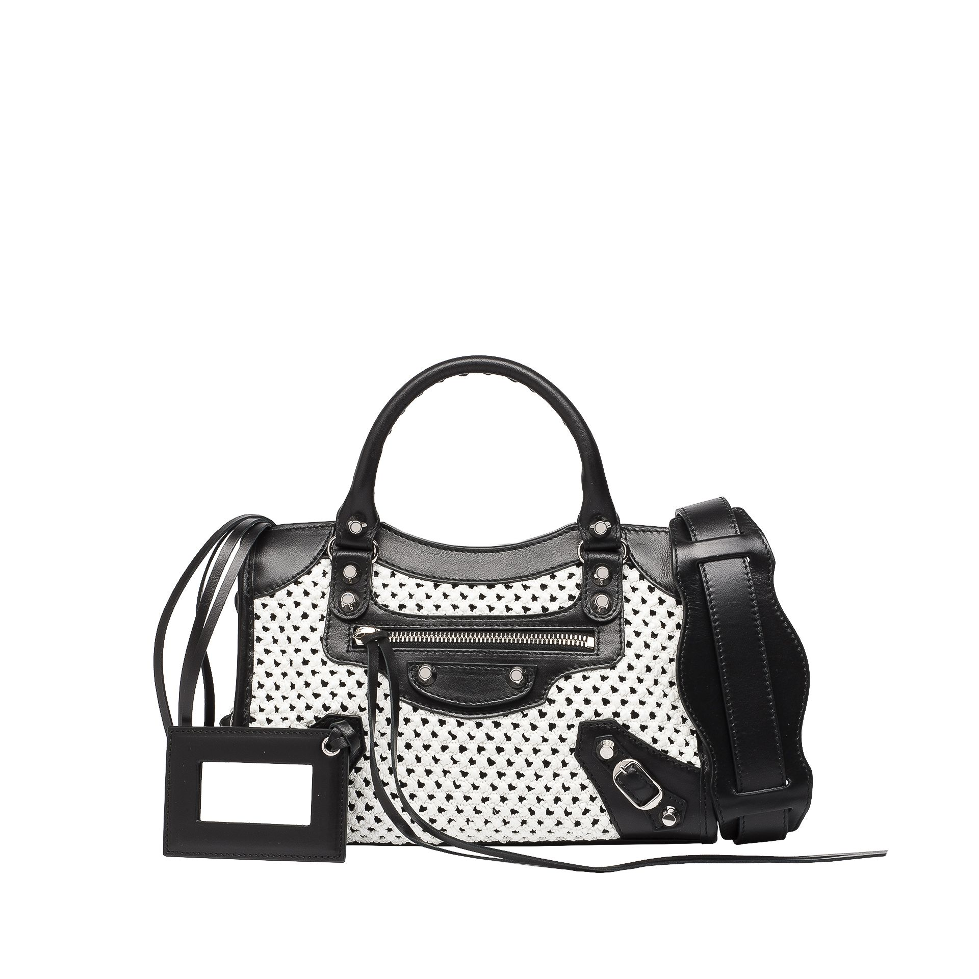 Balenciaga Classic Mini City Tressage