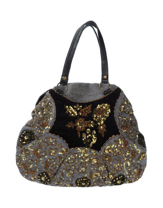 сумки на руку, средний размер, бархат, габардин, двухцветный узор, аппликации из металла, пайетки, магнитная застежка