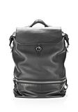 EXPLORER BACKPACK IN BLACK WITH RHODIUM