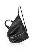 ALEXANDER WANG EXPLORER TOTE IN  BLACK WITH RHODIUM Travel Adult 8_n_e
