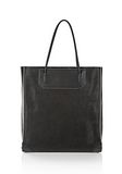 ALEXANDER WANG PRISMA TOTE IN BLACK WITH MATTE BLACK TOTE Adult 8_n_f