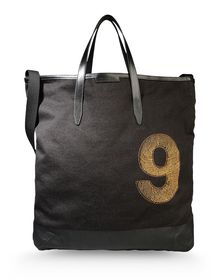 Large fabric bag - DRIES VAN NOTEN