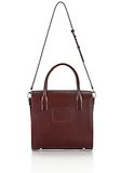 ALEXANDER WANG LARGE CHASTITY IN CORDOVAN WITH RHODIUM TOTE Adult 8_n_a