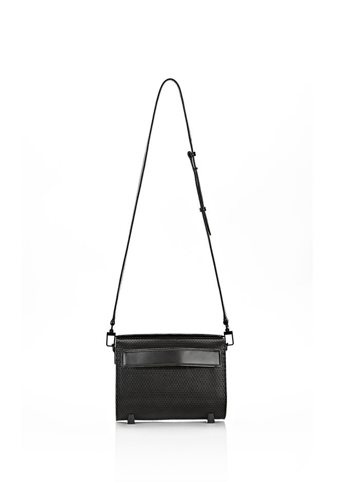 ALEXANDER WANG CHASTITY IN BLACK WITH MATTE BLACK Shoulder bag Adult 12_n_d