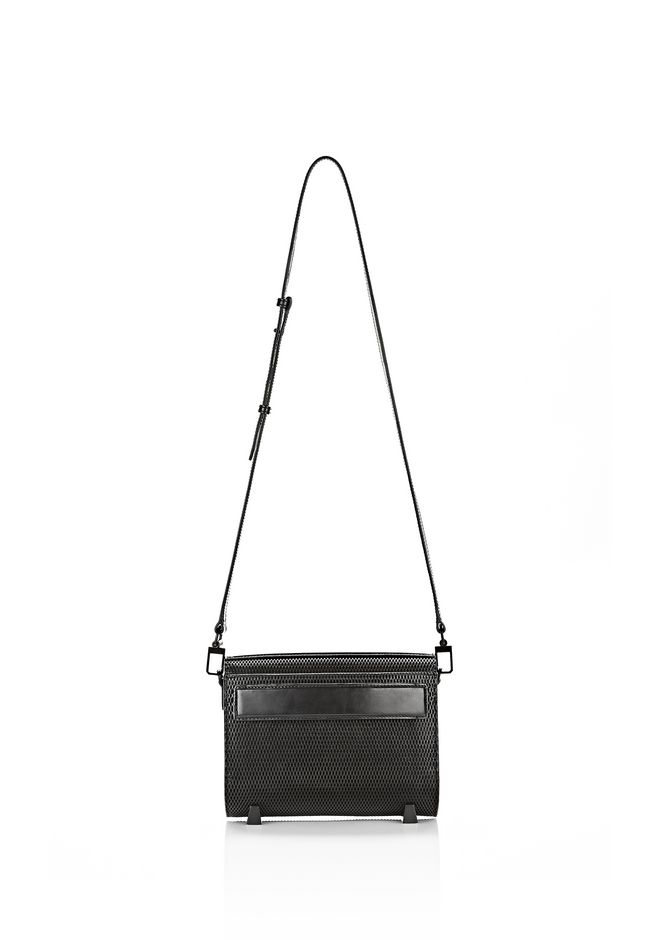 ALEXANDER WANG CHASTITY IN BLACK WITH MATTE BLACK Shoulder bag Adult 12_n_f