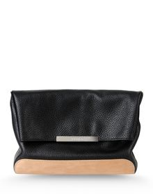 Medium leather bag - NEIL BARRETT