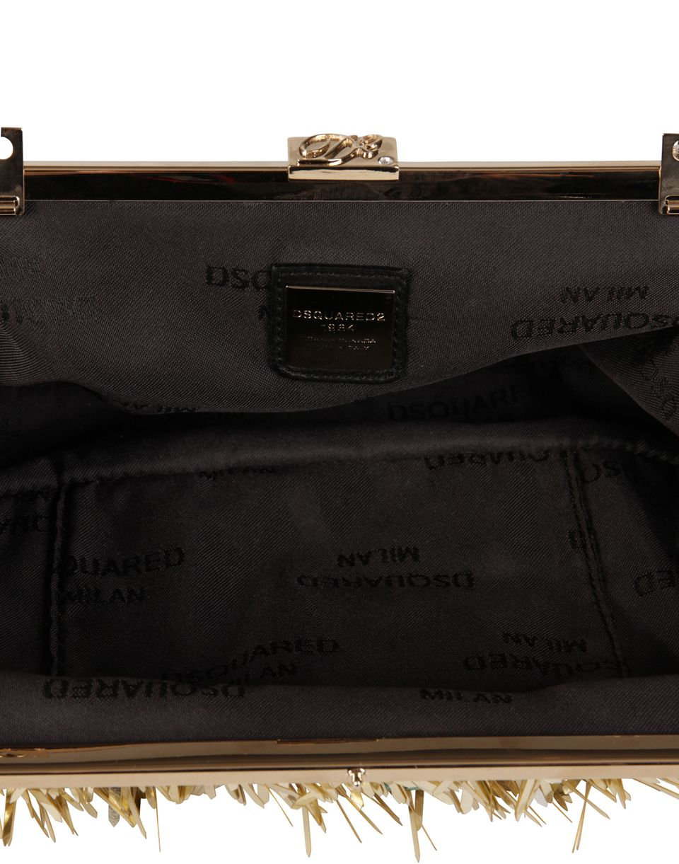 clutch handbags Woman Dsquared2