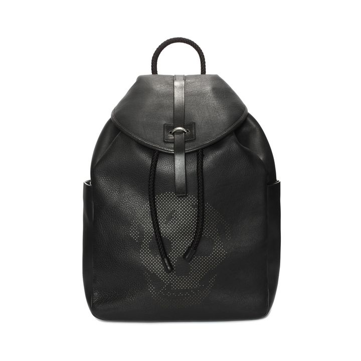 Alexander McQueen, Leather Covered Stud Skull Back-Pack