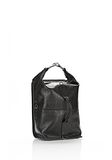 ALEXANDER WANG OPANCA BACKPACK IN BLACK WITH RHODIUM BACKPACK Adult 8_n_a