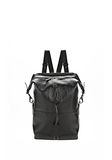 ALEXANDER WANG OPANCA BACKPACK IN BLACK WITH RHODIUM BACKPACK Adult 8_n_f