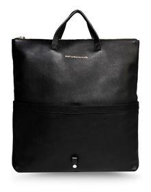 Large leather bag - WANT LES ESSENTIELS DE LA VIE