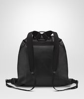 Nero INTRECCIATO LIGHT CALF  BACK PACK