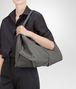 BOTTEGA VENETA SHOULDER BAG IN NEW LIGHT GREY CERVO  Shoulder or hobo bag D ap