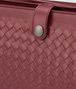 BOTTEGA VENETA Aubergine Intrecciato Light Calf Continental Wallet Small bag U lp