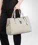 BOTTEGA VENETA MIST Intrecciato Light Calf ROMA BAG Top Handle Bag D ap