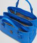 BOTTEGA VENETA BORSA ROMA SIGNAL BLUE IN LIGHT CALF INTRECCIATO Borsa a Mano D dp