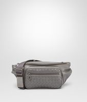 BELT BAG NEW LIGHT GREY IN LIGHT CALF