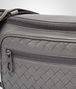 BOTTEGA VENETA New Light Grey Light Calf Belt Bag Small bag U ep