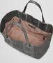 BOTTEGA VENETA MEDIUM TOTE BAG IN NEW LIGHT GREY NAPPA AND AYERS Tote Bag D dp
