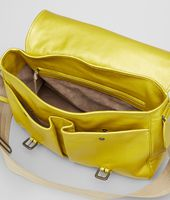 New Chartreuse Cervo Metal Gardena Bag