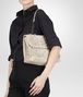 BOTTEGA VENETA Mist Intreccio Tobu Olimpia Bag Shoulder or hobo bag D lp