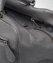 BOTTEGA VENETA Medium Grey Madras Heritage Pony Detailed Brera Bag Tote Bag U ep