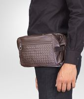 Moro Nero Light Calf Belt Bag