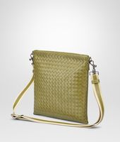 New Army Intrecciato Vn Cross Body Messenger