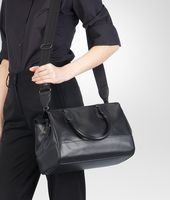 BORSA DUCALE NERA IN NEW CALF