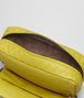 BOTTEGA VENETA New Chartreuse Intrecciato Nappa Messenger Bag Crossbody bag D lp