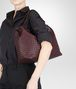 BOTTEGA VENETA AUBERGINE INTRECCIATO NAPPA BAG Shoulder or hobo bag D ap