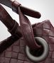 BOTTEGA VENETA Aubergine Intrecciato Nappa Bag Shoulder or hobo bag D ep