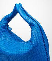 SIGNAL BLUE INTRECCIATO NAPPA Large Veneta