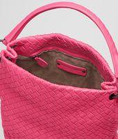 Rosa Shock Intrecciato Nappa Bag