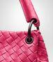 BOTTEGA VENETA Rosa Shock Intrecciato Nappa Bag Shoulder or hobo bag D ep