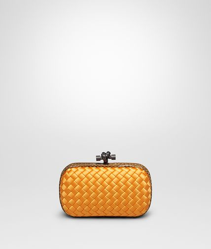 KNOT CLUTCH IN SUN INTRECCIO IMPERO WITH AYERS DETAILS