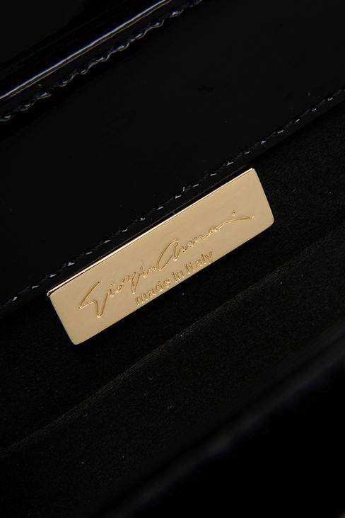CLUTCH IN CALFSKIN: Clutch bags Women by Armani - 4