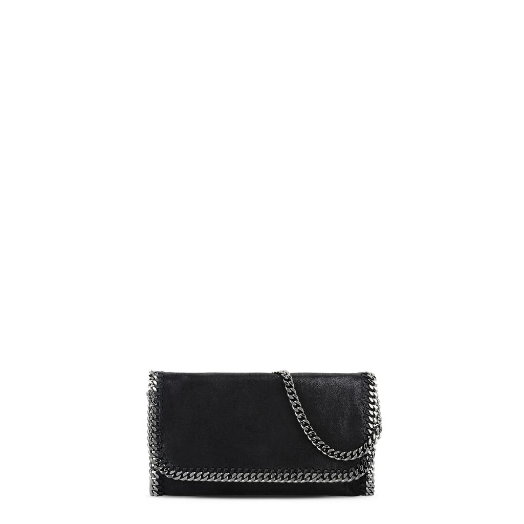 Falabella Clutch in Shaggy Deer