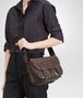 BOTTEGA VENETA ESPRESSO MADRAS FOCUS GARDENA BAG Crossbody bag D ap
