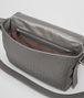 BOTTEGA VENETA MESSENGER BAG IN NEW LIGHT GREY INTRECCIATO CALF Messenger Bag U dp