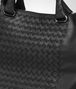 BOTTEGA VENETA TOTE BAG IN NERO INTRECCIATO NAPPA Tote Bag U ep
