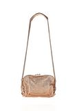 ALEXANDER WANG BRENDA CHAIN FOIL IN ROSE GOLD Shoulder bag Adult 8_n_r
