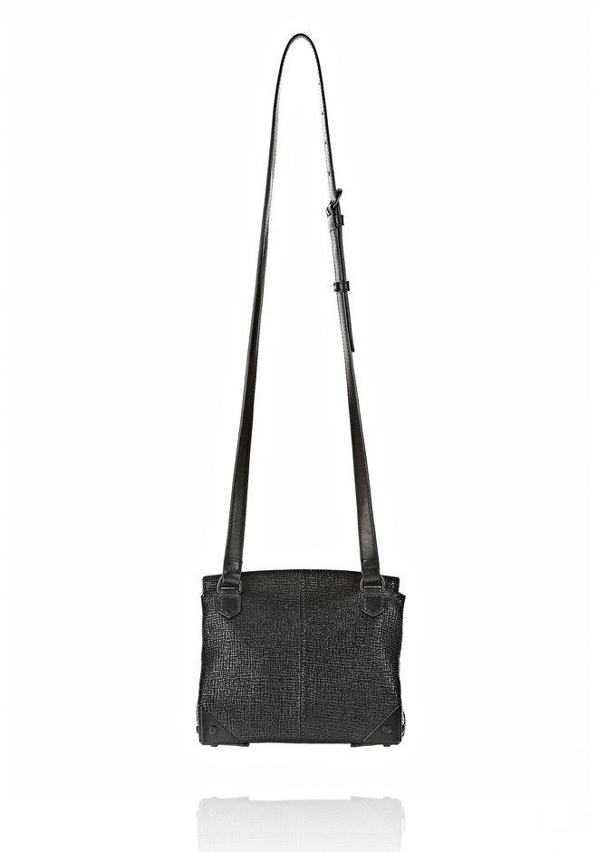 ALEXANDER WANG MARION SLING IN EMBOSSED BLACK Shoulder bag Adult 12_n_d
