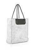 ALEXANDER WANG PRISMA SKELETAL TOTE IN MATTE CRACKED PEROXIDE WITH RHODIUM TOTE Adult 8_n_e